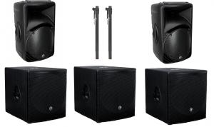 garso įrangos nuoma